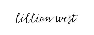 Logo lillian west / Brand-Moden in Leidersbach