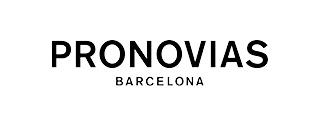 Logo Pronovias / Brand-Moden in Leidersbach