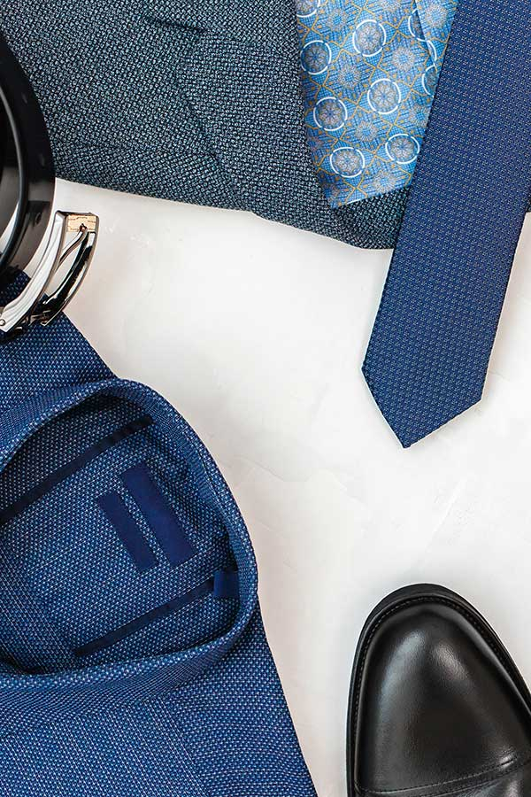 Accessoires für Business-Outfit Männer bei Brand-Moden in Leidersbach