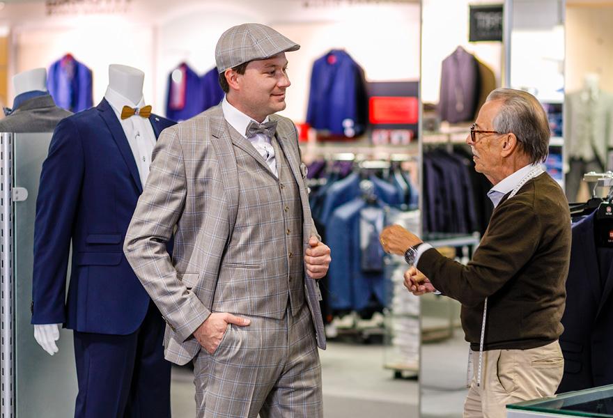 Sortiment Herren | Modehaus Brand-Moden in Leidersbach bei Frankfurt und Würzburg